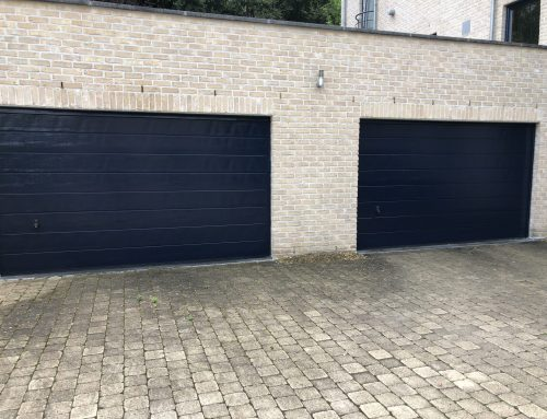 Rénovation portes de garage
